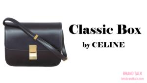 セリーヌ・クラシックボックスのサイズ