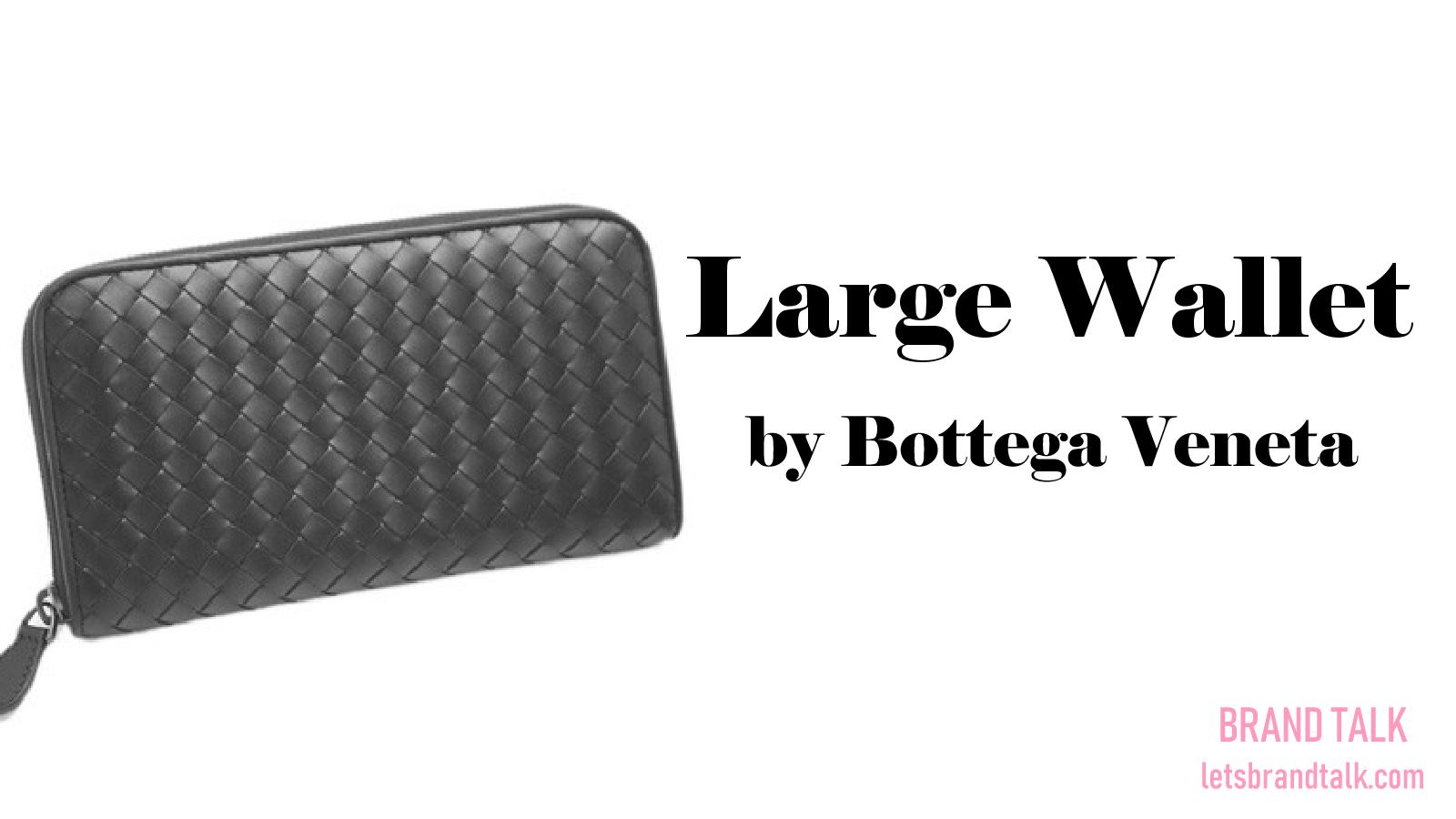 ボッテガ長財布